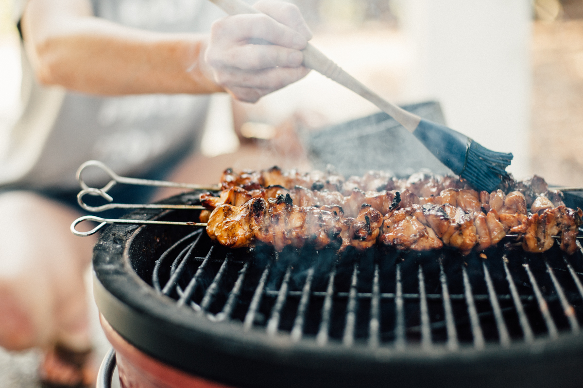 Kamada Joe shares their tips for a great grilled fourth July