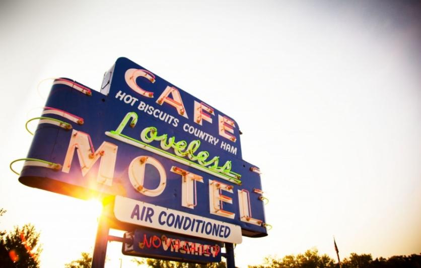 Loveless Cafe, Nashville Tennessee