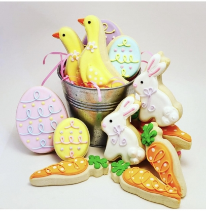 Easter goodies from the Shortbread Shop