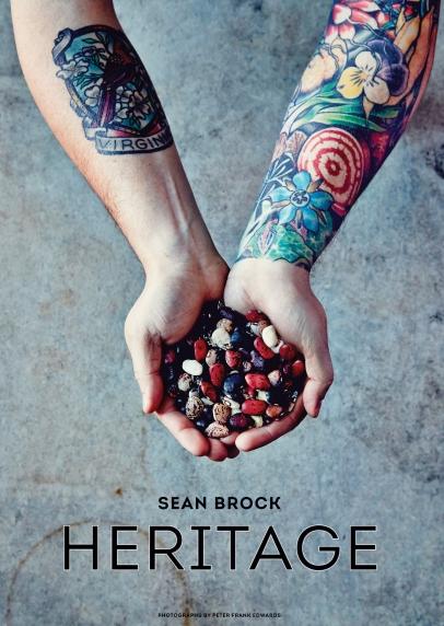 Heritage cookbook Sean Brock