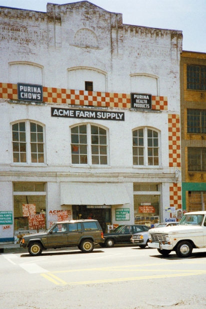 Then & Now: Acme Feed & Seed | Edible Nashville