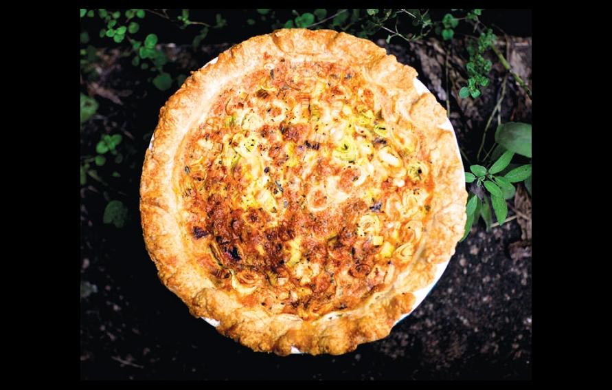 Keshias quiche lorraine edible nashville keshias quiche lorraine forumfinder Choice Image